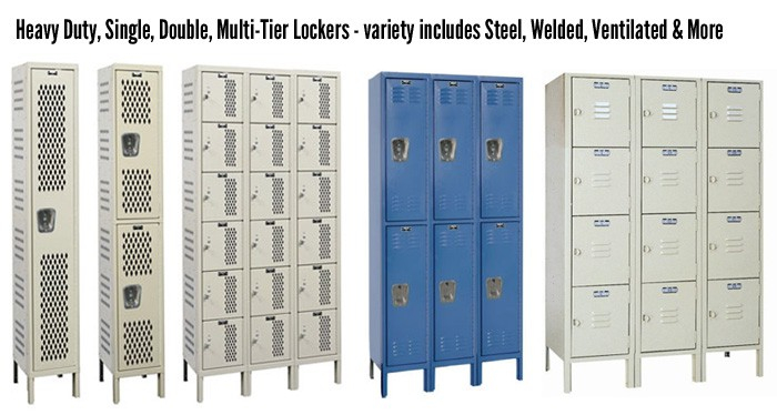 Heavy-Duty-Multiple-Tier-Lockers