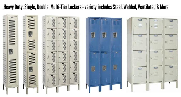 Heavy-Duty-Multiple-Tier-Lockers