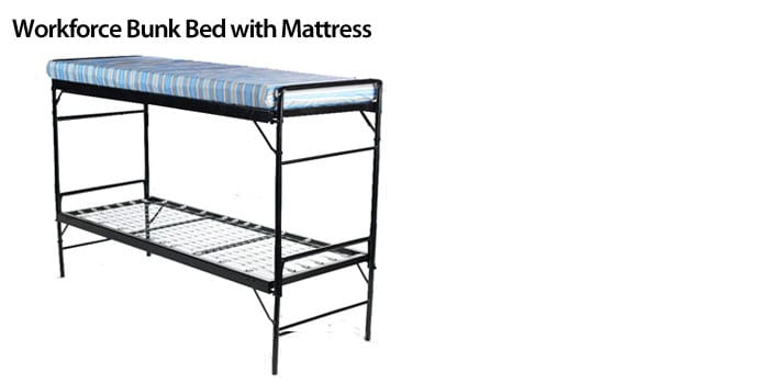 Heavy Duty Metal Beds