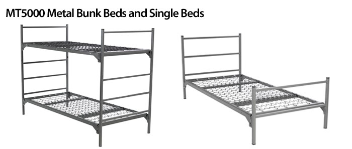 Heavy Duty Metal Bunk Beds Heavy Duty Metal Beds Intensive Use