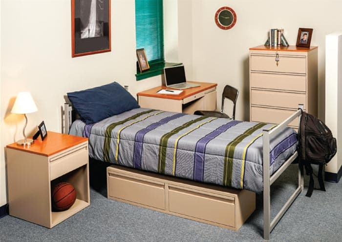Galaxy Series Furniture University Heavy Duty Beds Wardrobes